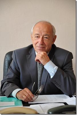 проректор Ю. Д. Сакара